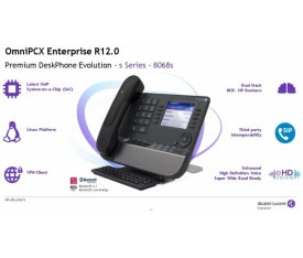 Alcatel Lucent 8068s Ip BT Premium Desk Phone
