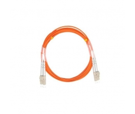 Erat LC LC MM 50/125 DX F/O Patch Cord 1mt